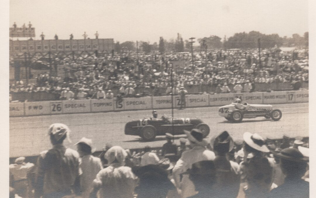 Indy 500, 1937